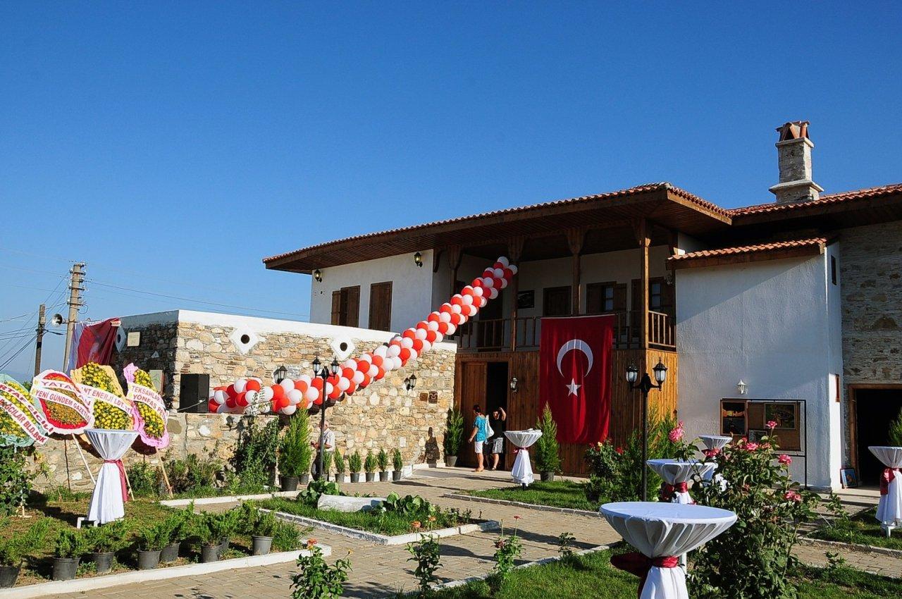 Osman Hamdi Bey Evi'ne Kurulacak 'sanal Müze' İçin İmza Atıldı