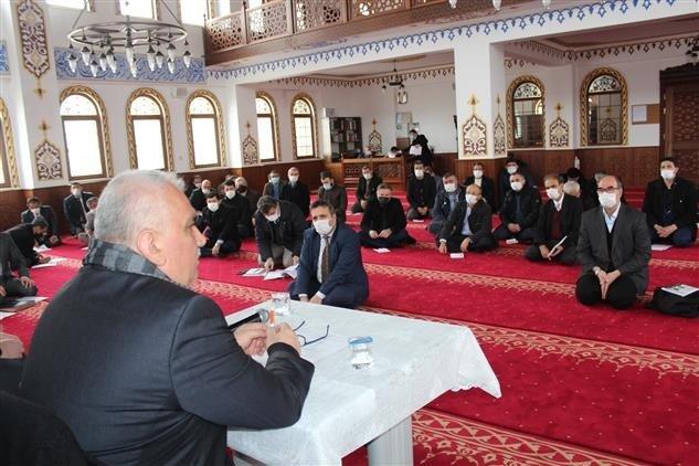 Nisan Ayı Din Görevlileri Toplantısına Bilecik Ev Sahipliği Yaptı