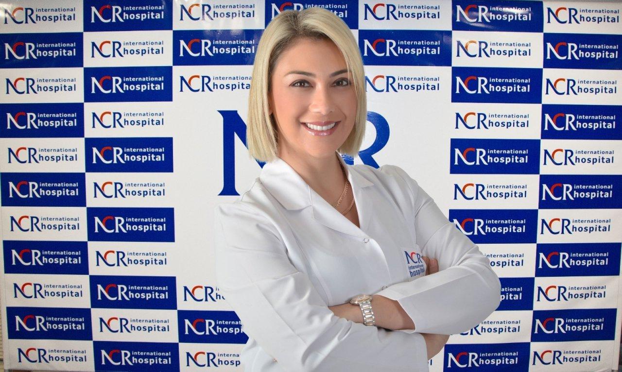 Op. Dr. Özge Öztürk Ncr Hospital'da