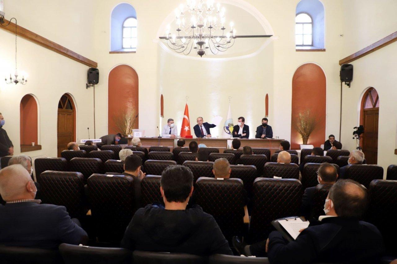 Turgutlu Belediyesi Nisan Ayı Meclis Toplantısı Gerçekleşti