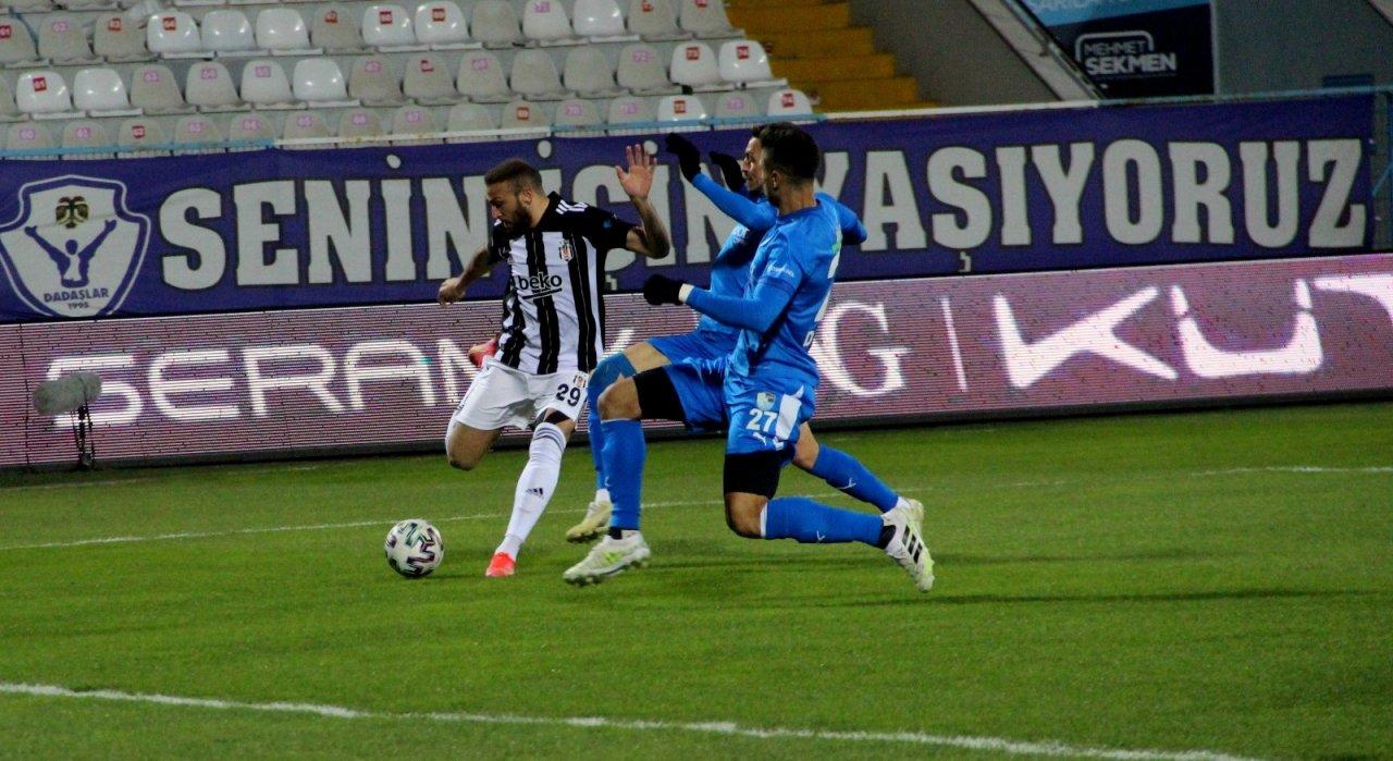 Süper Lig: Bb Erzurumspor: 1 - Beşiktaş: 1 (maç Devam Ediyor)